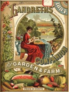 Landreth's Seed Catalog